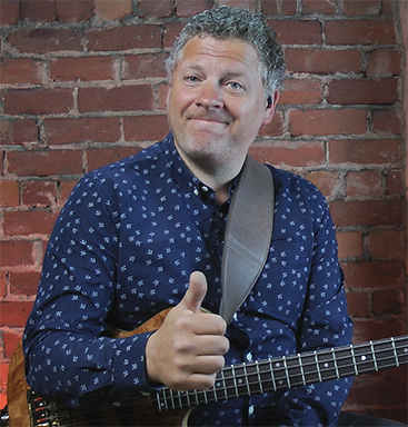 Scott Whitley Bass Lessons Thumbs Up